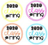 Graduation Class Rings