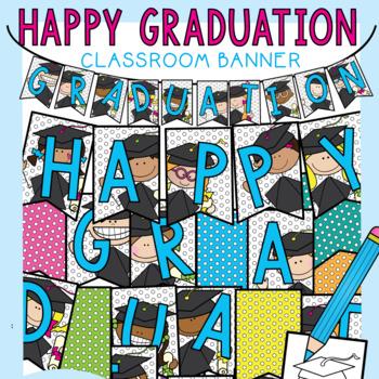 Graduation Classroom Banner Set