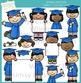 Graduation Clip Art Bundle