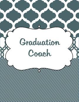 Graduation Coach Binder for Organization