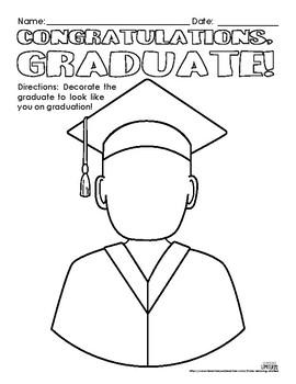 Graduation Complete the Picture