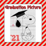 Graduation Math Coordinate Graphing Fun! - 2 Versions, 1st