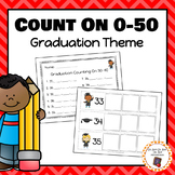 Graduation Count On Strips and Worksheets - S