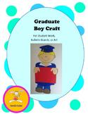 Graduation Craft - Decorative Display for Bulletin Boards, Student Work