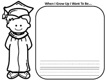 Graduation Writing Activity