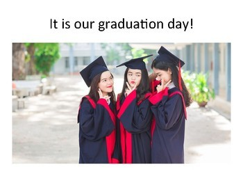 Graduation Day Adapted Book