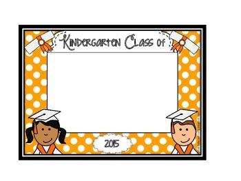 Graduation Frame Freebie