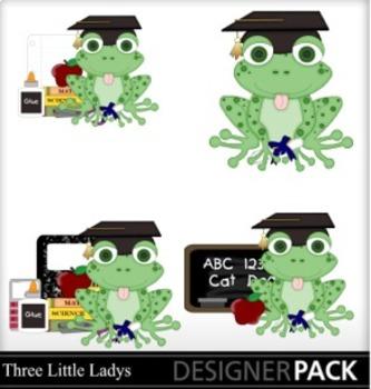 Graduation Frogs