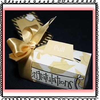 Graduation gift money scroll box gold grad caps by globetrotting graduation gift money scroll box gold grad caps negle Image collections