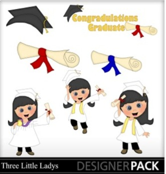 Graduation Girls 3