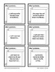 Graduation Activity, Homeroom Card Set, or Writing Prompts (MS or HS)