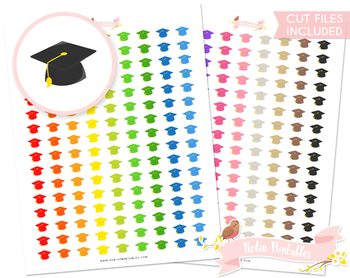 Graduation Hat Printable Worksheets Teachers Pay Teachers