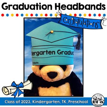 Graduation Hat Headband