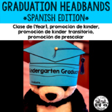 Graduation Hats/Headbands *Spanish Edition*
