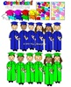 Graduation Kids Clip Art for Commercial or Personal Use