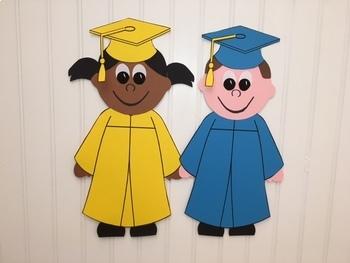 Graduation Kids Craft