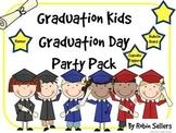 Graduation Kids - Graduation Party Pack for Kindergarten a