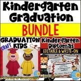 Graduation Kindergarten BUNDLE
