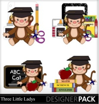 Graduation Monkeys