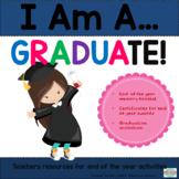 Graduation Packet: K- 3rd Grade