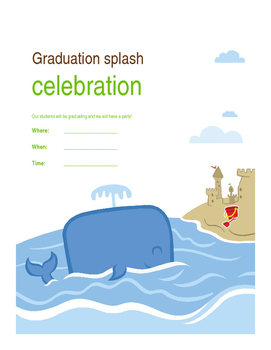 Graduation Party-5th grade