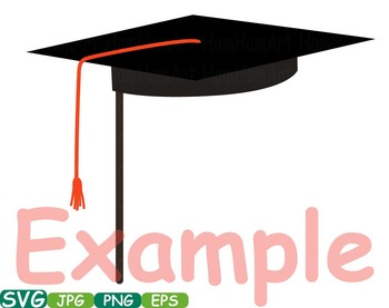 Graduation Photo Booth Props clip art high school college grad party Class -226s
