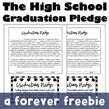 Graduation Pledge