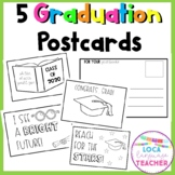 Graduation Postcards - Distance Learning