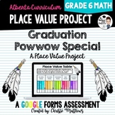 Graduation Powwow Special - A Place Value Project