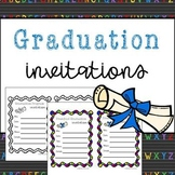 Graduation Program Invitations