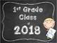 Graduation Signs '18