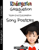 Graduation Song Posters