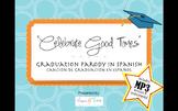 "Graduation Song in Spanish MP3 ""Celebration"" parody Cancio"