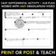 Graduation Speech Analysis, FREE Video-Based Lesson, Sub Plan, Speech Worksheet
