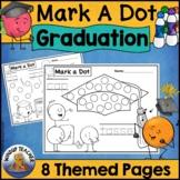Graduation Themed Dot Dauber Set