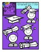 Graduation Tots {Creative Clips Digital Clipart}