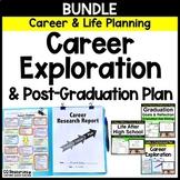 Graduation Plan and Career Exploration Bundle