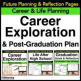 Career Exploration and Graduation Plan Activities Bundle