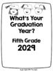 Graduation Year Posters Inspire Your K-8 Students to Graduate High School