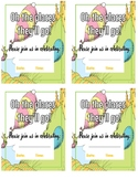 Graduation invites- Oh the places you'll go!