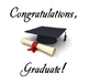 Graduation or Promotion Cards - Personalize, Editable