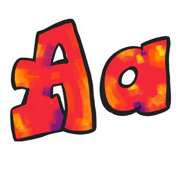 Graffiti ABCs and ABC Object Set