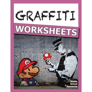 Graffiti Activity Pack