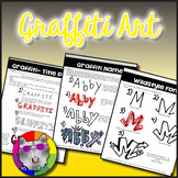 Graffiti Art Lessons: Draw in the Graffiti Style