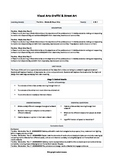 Graffiti Unit Plan Art: Task Sheet & Rubric