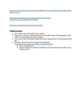 Back to School Interactive Bulletin Board