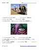 Graffiti and French Adjectives  - exercices