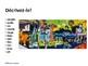 Graffiti slides for Adjectives