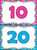 Grafica de fluidez - Fluency Clip Chart - Spanish