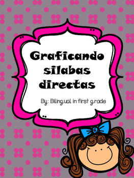 Silabas - Syllables Graph in Spanish